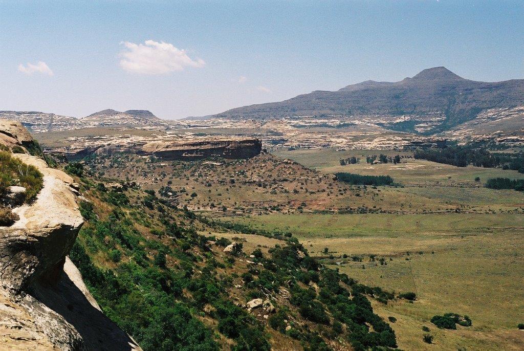 Touren 2 - Rundum Lesotho