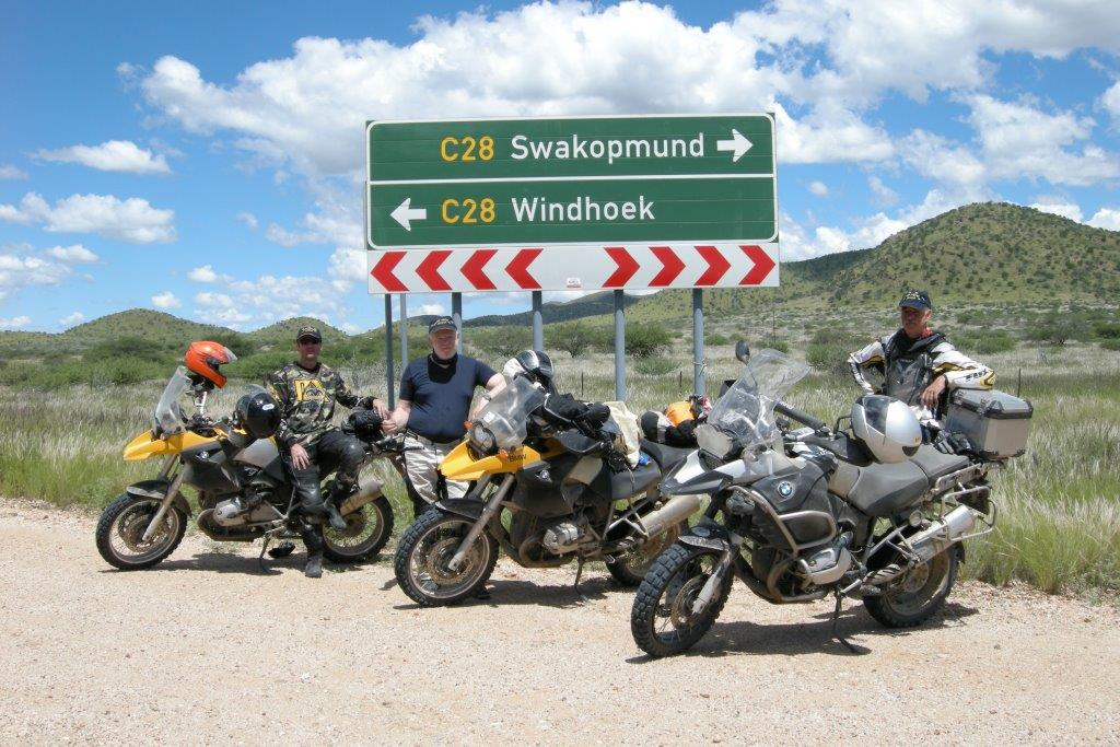 Tour 5 - The Namibian Experience