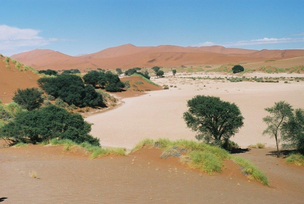 Tour 5 - The Namibian Experience