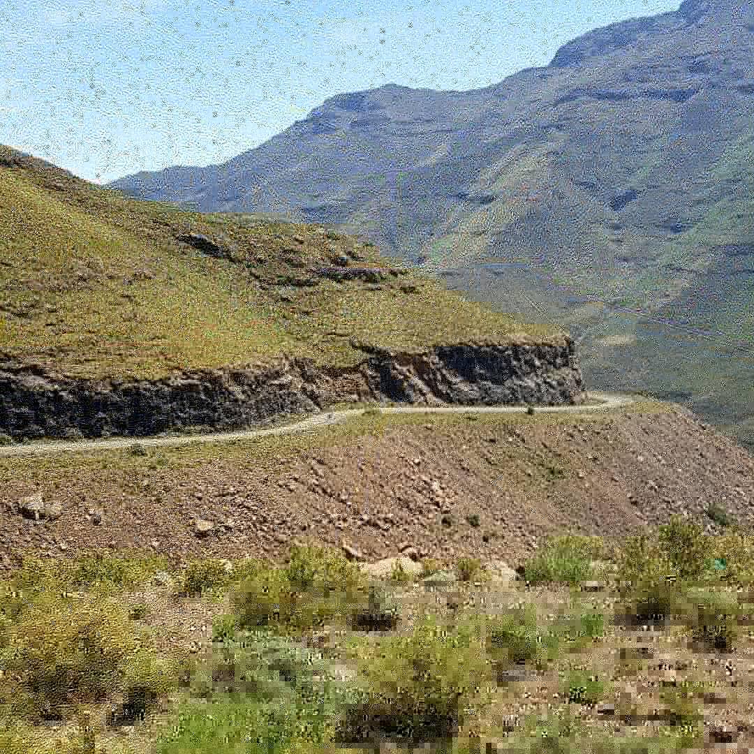 Tour 2 - Rundum Lesotho