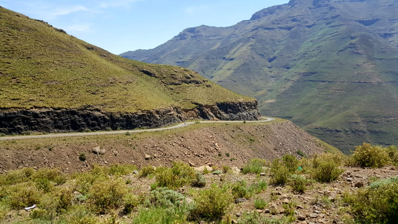 Tour 2 - Around Lesotho